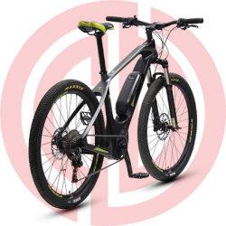 700cx42c 탄소 섬유 프레임 E 자전거 현탁액 포크 전기 산 자전거 또는 자전거