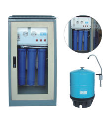 5 Stufe Cabinet Reverse Osmosis System für Office Use