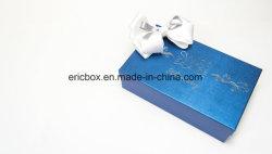 Jy-GB09 Dom Papel Azul de Natal com fita de embalagem na tampa da caixa