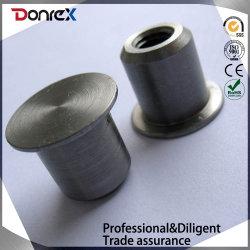Custom écrous haute résistance d'usinage CNC fabriqué en Chine