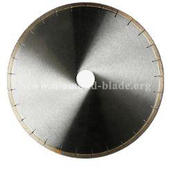 Le silence de diamants de qualité Premium pour les lames de scie coupe de quartz et de Granite Tile