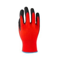 Handa Latex antistatique ondulée l'isolation thermique de haute qualité coton lavable étanche des gants de travail