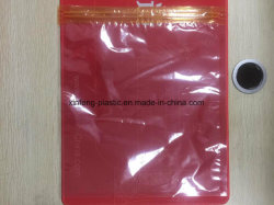 衣服の記憶のためのスペース節約の真空のポリ袋の圧縮されたジップロック式袋