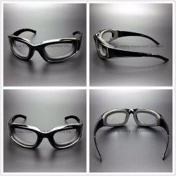 Glazen van het Oog van de Lens van PC de Beschermende met de Stootkussens van EVA (SG132)