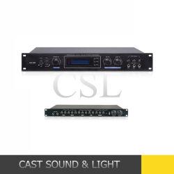 스피커 시스템을%s 직업적인 오디오 디지털 효력 처리기