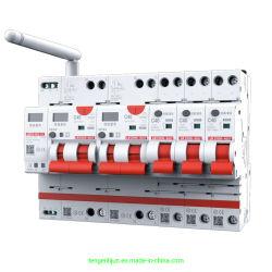 RS485+WiFi, Nb-Lot, Zigbee, 2g, 4G Internet das Coisas inteligente Auto MCB religação automática Disjuntor RCCB RCD DD