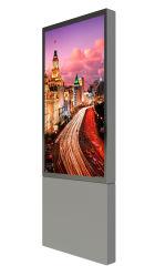 55inch schermi di tocco TV e video esterni dello schermo di tocco della visualizzazione