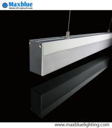 承認されるUL TUVのセリウムRoHSが付いている高い発電極度の明るいLEDの線形ライト
