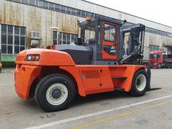 Chariot élévateur à fourche de gazole 15tonne/16tonne ce camion