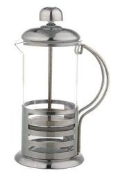 350ml/600ml en acier inoxydable de machine à café de presse en français