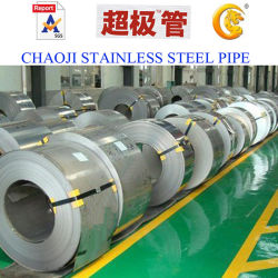 Bande en acier inoxydable laminés à froid ASTM201 304 316