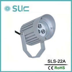 IP65 het LEIDENE van de Legering van het aluminium Licht van de Vlek voor de Verlichting van de Stad (sls-22A)