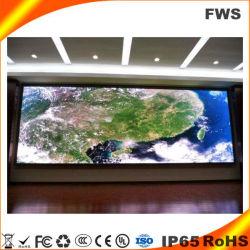 P3 en el interior de entretenimiento de pantalla LED de color completo cartel de publicidad
