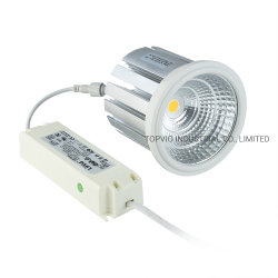 5With7With10With20W COB/SMD GU10 MR16 LED Scheinwerfer mit Cer RoHS