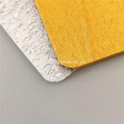 Hohes glattes 3mm 4mm 5mm Gewebe-Acrylgold und Silber 1220mm x 2440mm