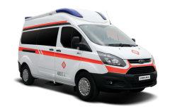 Spezieller Patienten-Anlieferungs-negativer Druck-Krankenwagen für Virus-Fall-Anlieferung