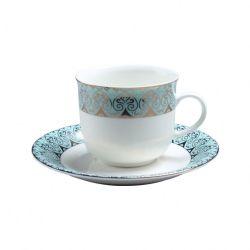 [220كّ] صفّى جديدة [بون شنا] [كب ند سوسر] مجموعة لأنّ قهوة وشاي مع ملصق مائيّ تصميم