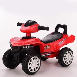 Поездка на игрушки и педали управления подачей топлива автомобилей для детей в автомобиле/Push & Ride Racer Toy Car с животными мультфильм автомобиль
