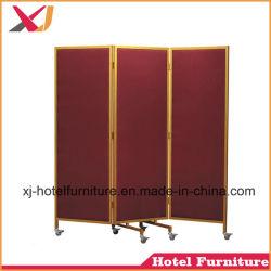 Home Banquet/Restaurant/Wedding/Bedroom/Office를 위한 호텔 Furniture Wooden Screen