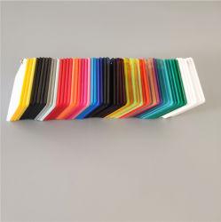 4 футов х 8 футов 2 мм-30мм цветов литого акрилового волокна в мастерской производителя