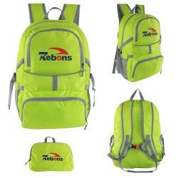 Sport esterni di corsa di piegatura impermeabile che fanno un'escursione lo zaino del sacchetto per il campeggio & l'alpinismo