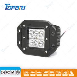 4inch étanche 18W 4X4 LED Racing Offroad lumière