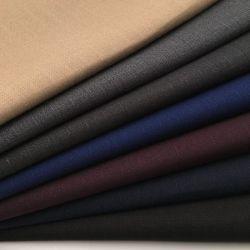 Китай на заводе T/R 75/25 Соткана ткань Саржа из мягкой ткани одежды футболки из текстиля