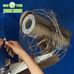 SS316 Cable de red de cable de seguridad de las gotas que se utiliza para el faro/altavoz