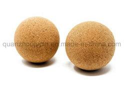 كرة كورك خشبية ناعمة ودودة من قبل OEM