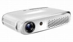 Yi-602 новейших Mini портативный проектор DLP 1280*800 1g 8g ROM домашнего использования встроенных Beamer Bluetooth и WiFi Android системы продажи проектор с возможностью горячей замены