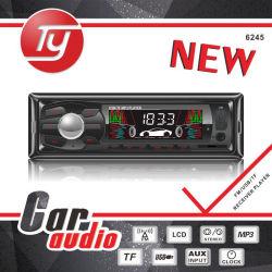 Commerce de gros 1 DIN Universal Voiture Lecteur MP3 avec USB/SD/aux