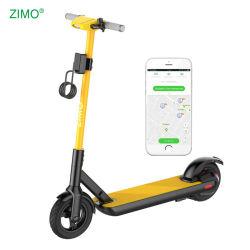 2020 dois GPS da roda de carro eléctrico dobrável de cal a partilha de scooter, Função de aplicativo Dockless Bird alugar o pontapé de compartilhamento de Scooter
