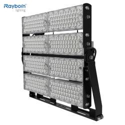 高い発電SMDアルミニウム屋外の防水IP66 LEDの洪水ライト600W 800W 1000W 12000W LEDサーチライト