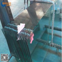 8mm ausgeglichenes Glas-Zaun-Glastür-Floatglas-Hartglas/Gebäude-Glasswimmingpool-Zaun-Dusche-Glaspanel-Glashandgeländer