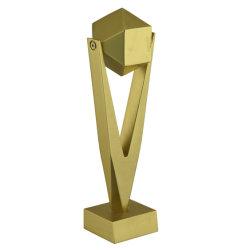 De creatieve V-vormige Trofee van het Metaal van de Legering van het Aluminium
