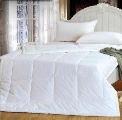 Heiß, alles Jahreszeit-Baumwollgewebe mit unten verkaufend, füllende dünne Steppdecke mit Federn versehen