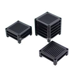 Рр в форме квадрата с плоским пылезащитную крышку электрический вентилятор пластиковых аксессуаров