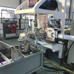El plástico PET/PP/hilo monofilamento de nylon que hace la máquina para cepillo o escoba/Zipper/Pesca