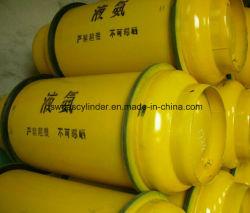 5n la pureza del cilindro de acero sin costura de amoníaco (NH3).