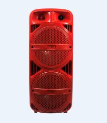 핫 세일 파워 DJ 스피커, LED 발광 사운드 박스