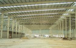 Lage Kosten Minder Garage van de Bouw van het Frame van de Structuur van het Staal van het Tonnage Poort