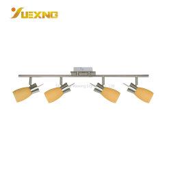 고품질 중국 공장 노랑 에너지 절감 5W 15W 20W 스팟 조명 E14 4 라이트 다운 라이트 다이닝룸 천장 스팟 조명 라이트