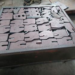 Laser-Ausschnitt-Stahl zerteilt /Laser, das Service-Wasserstrahlausschnitt-Service schneidet