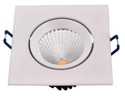 El aluminio integrados LED 5W Downlight COB (Wd-Dl-9092)