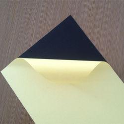 0.5mm bedeckt starkes das Weiß Belüftung-Album Belüftung-inneres Blatt