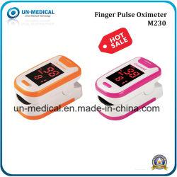 Novo design do oxímetro de pulso da SpO2 Monitor para uso doméstico