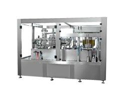 El aluminio el PET puede jugo de la energía de conservas de bebidas carbonatadas el llenado de la máquina de sellado24-6 (GDF)