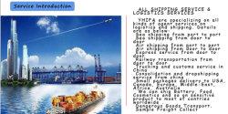 Sea Shipping Transitaire 20 FT 40ft 40hc 45hc conteneur en provenance de Chine à Anguilla, la vallée, Sandy Ground Anguilla