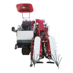 2 列の Crawler のゴム製トラックの農場は Peanut を結合する Harvester の農業機械を販売するために使用する