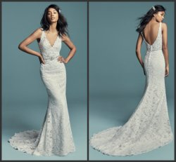 Устраивающих свадьбу Prom официальных Gowns кружева Русалки свадебные вечерние платья D7045